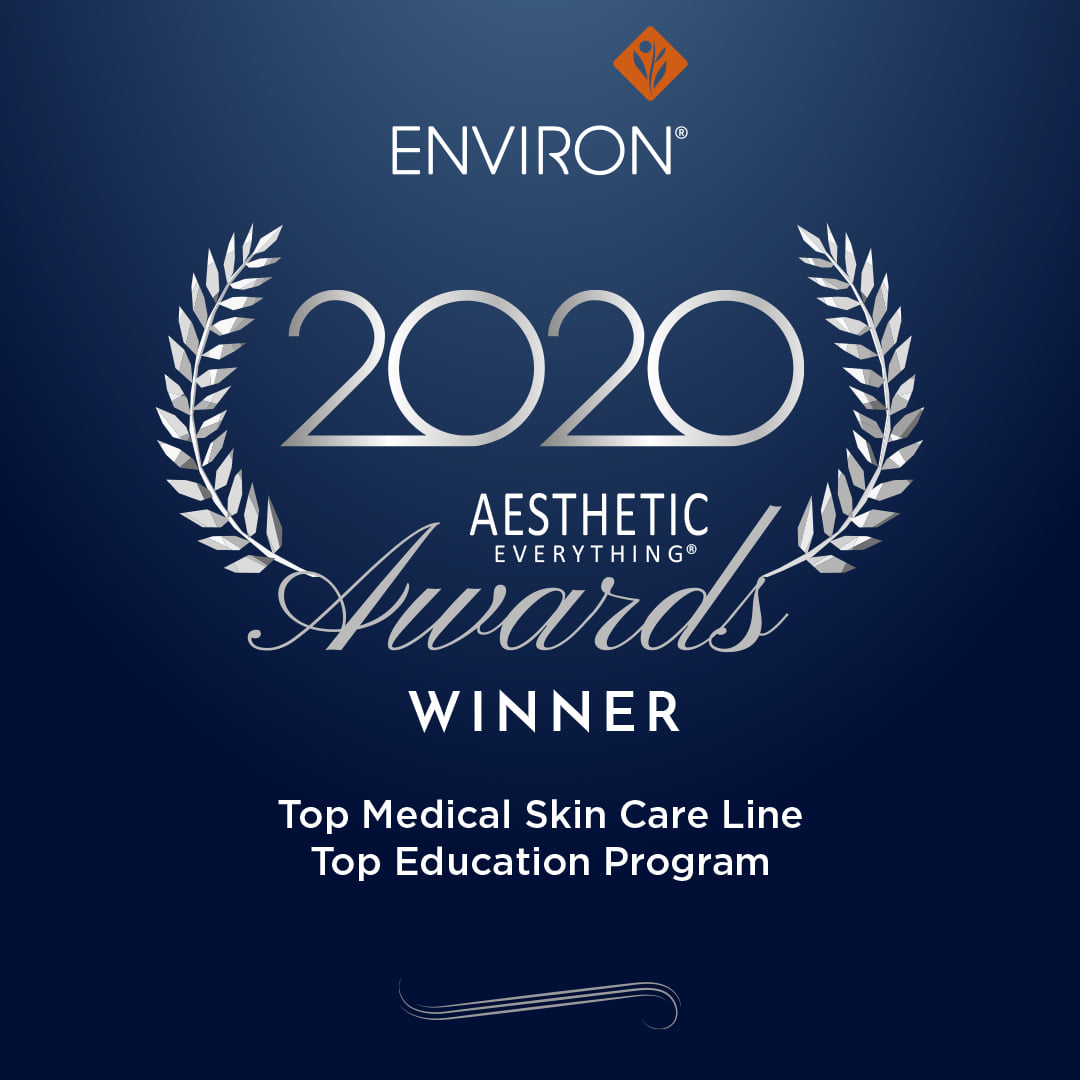 "Aesthetic Everything Award ""Top Medical Skin Care Linie"""