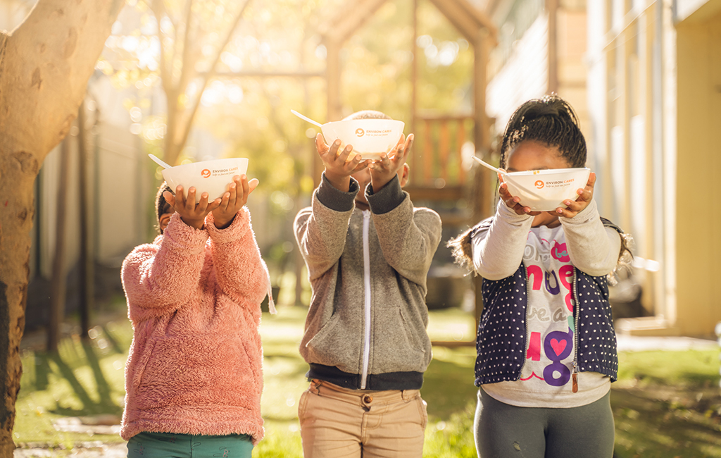 Environ Skin Care Kampagne zum Welternährungstag