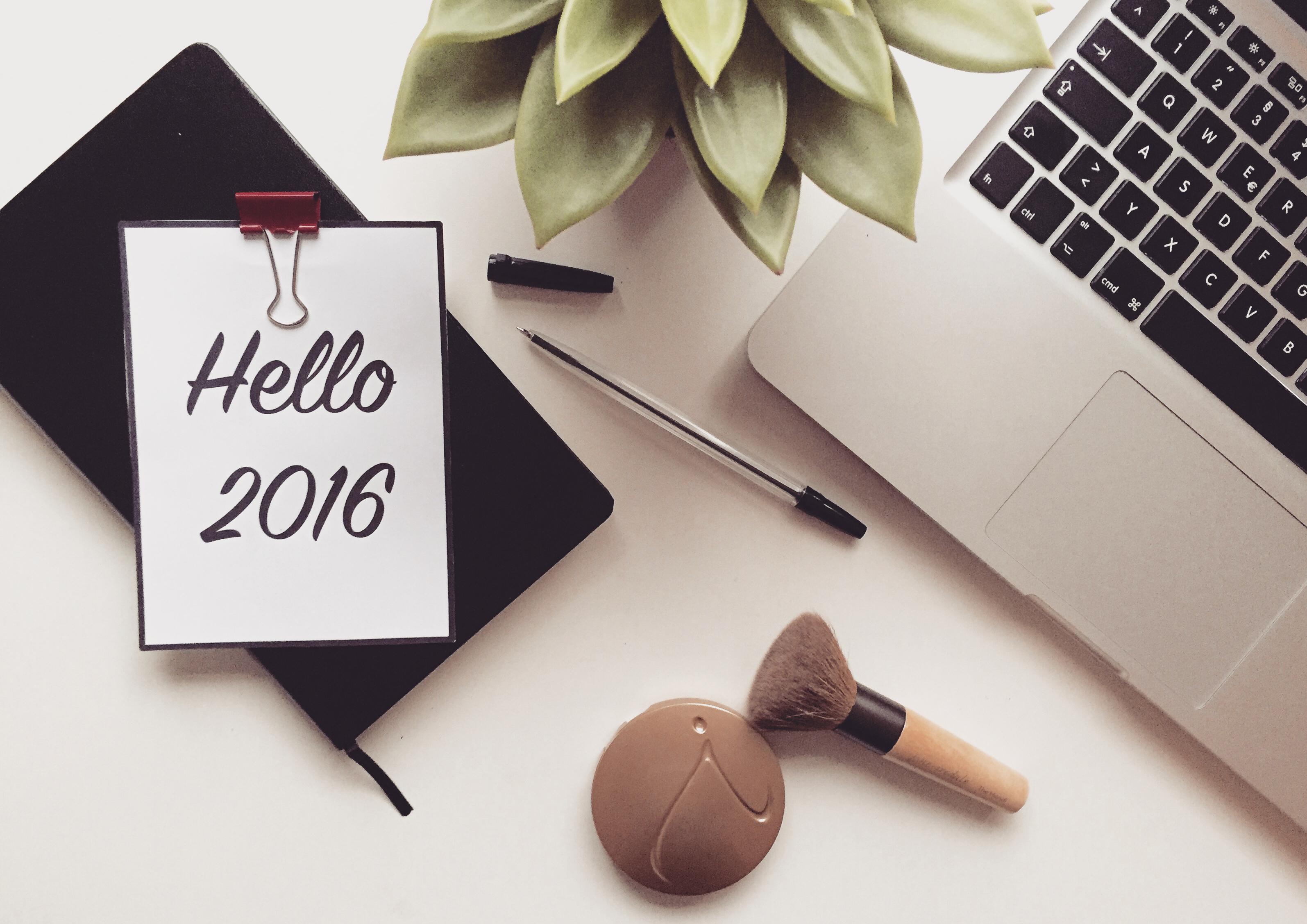 Neues Jahr neues Glück