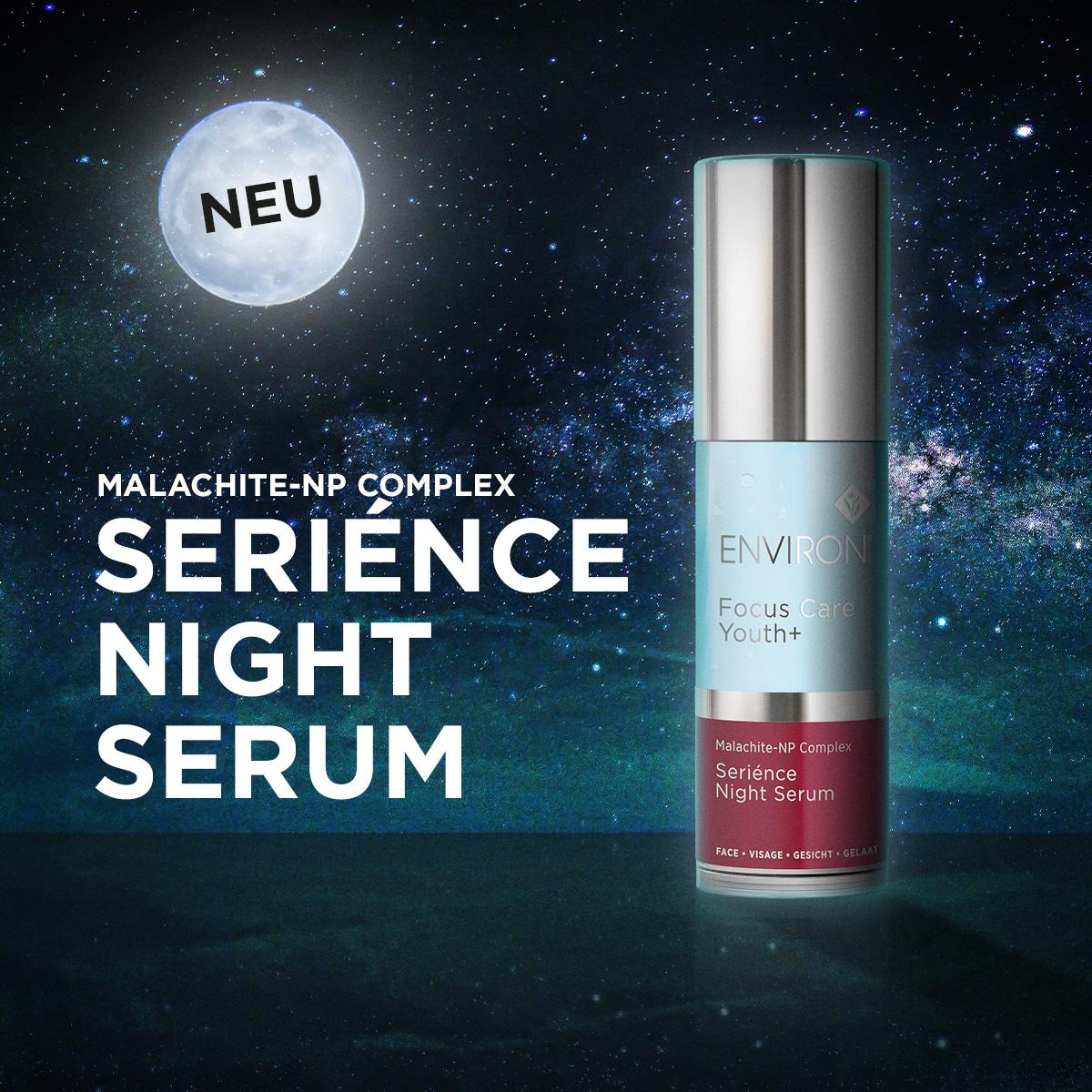 Serience Night Serum von Environ