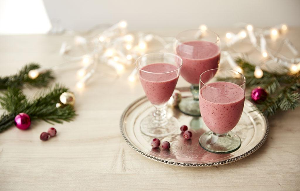 Cranberry Mocktail
