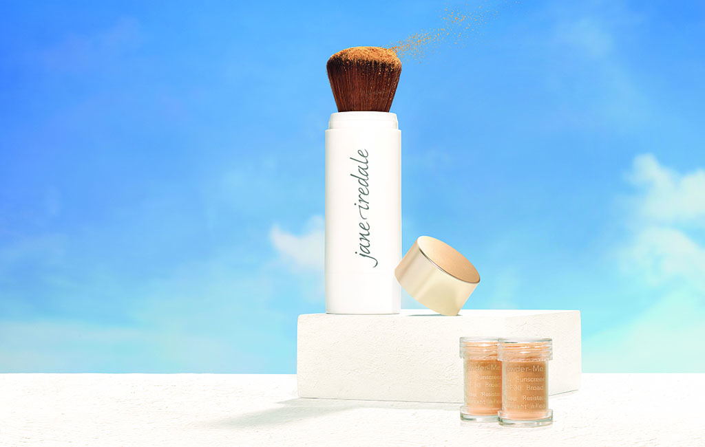 Powder-Me SPF von jane iredale