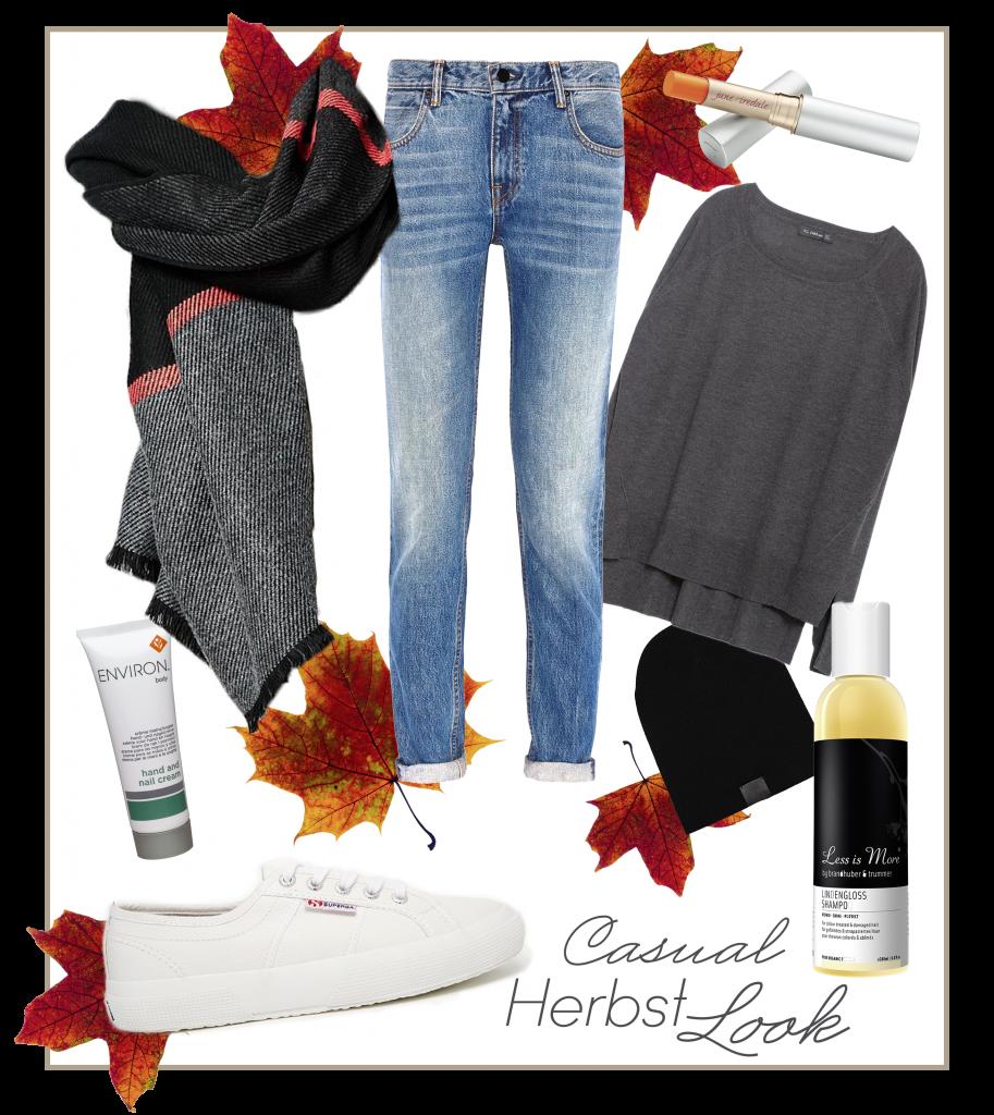 Casual Herbstlook Inspiration