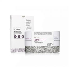 Antioxidantien und Vitamin A für pigmentierte Haut