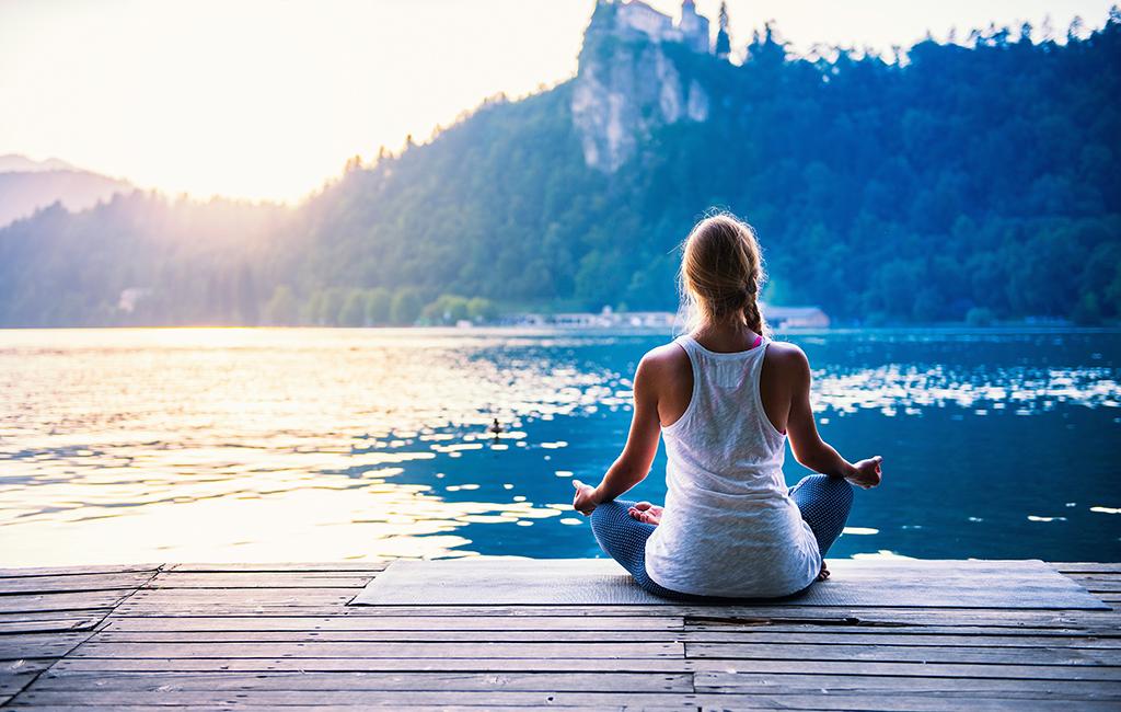 Achtsamkeit für einen stressfreien Alltag