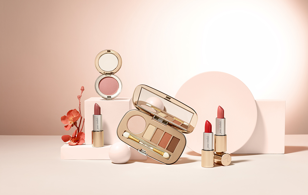 jane iredale Frühlingskollektion in full BLOOM