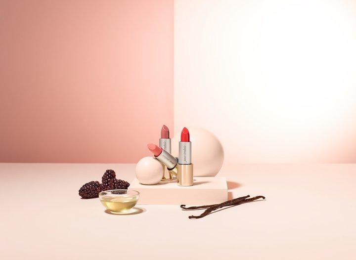 Triple Luxe Lipsticks jane iredale