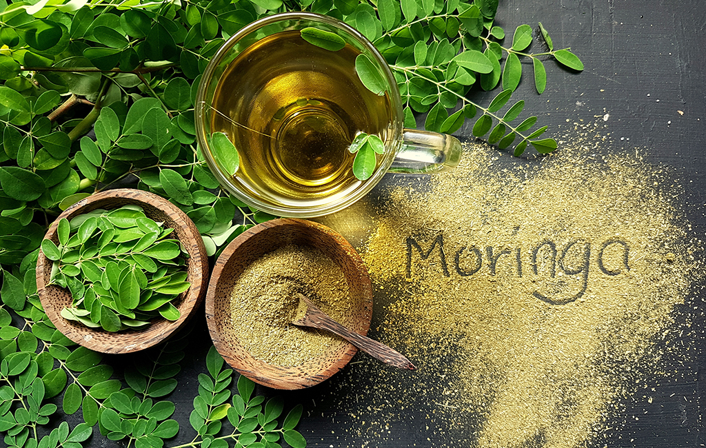 Moringa Öl für die Haut