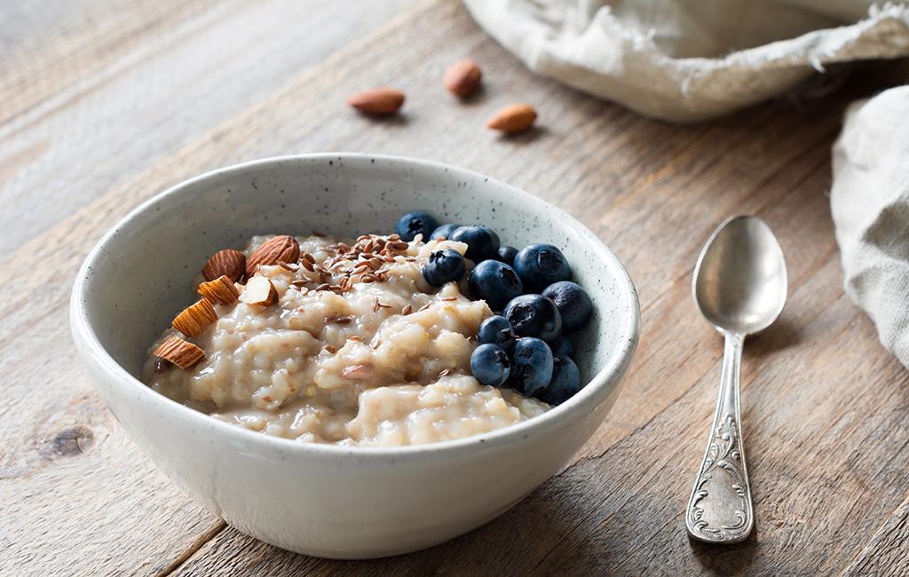 Hafer-Porridge