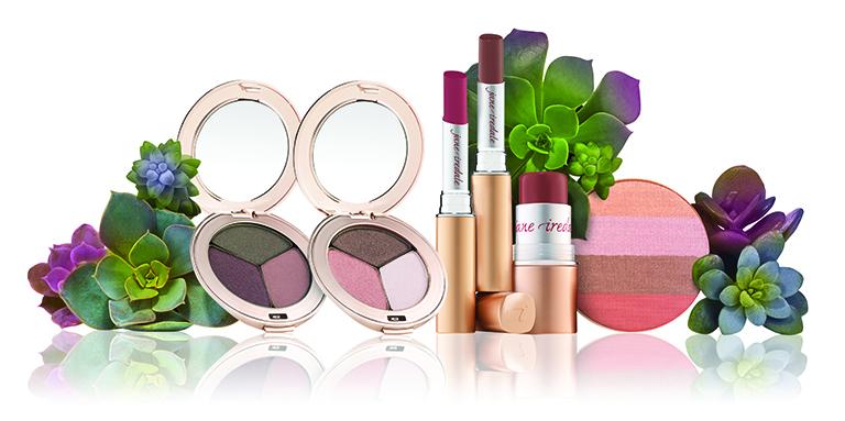 Frühlingsfarben Mineral Make-up