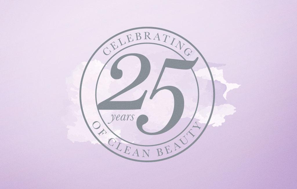 25 Jahre Jubiläum jane iredale