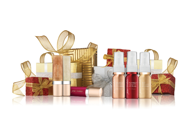 Mineral Make-up von jane iredale