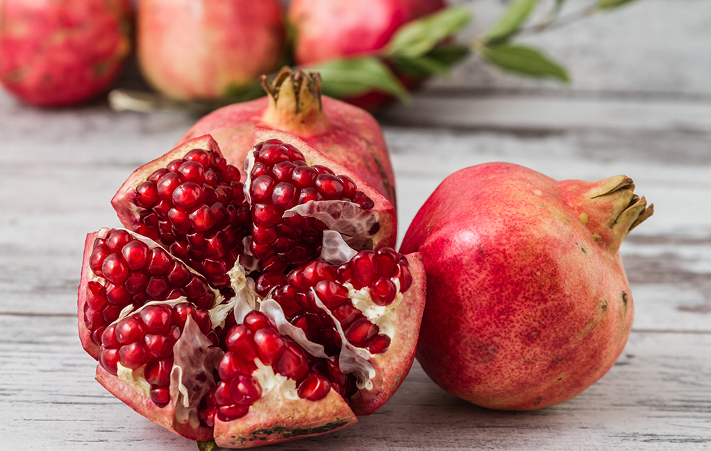 Granatapfel für die Gesundheit