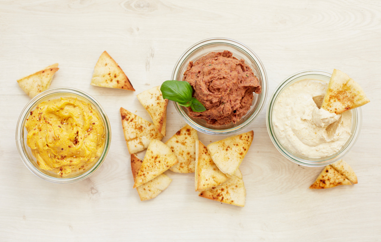 Hummus by Cynthia Barcomi