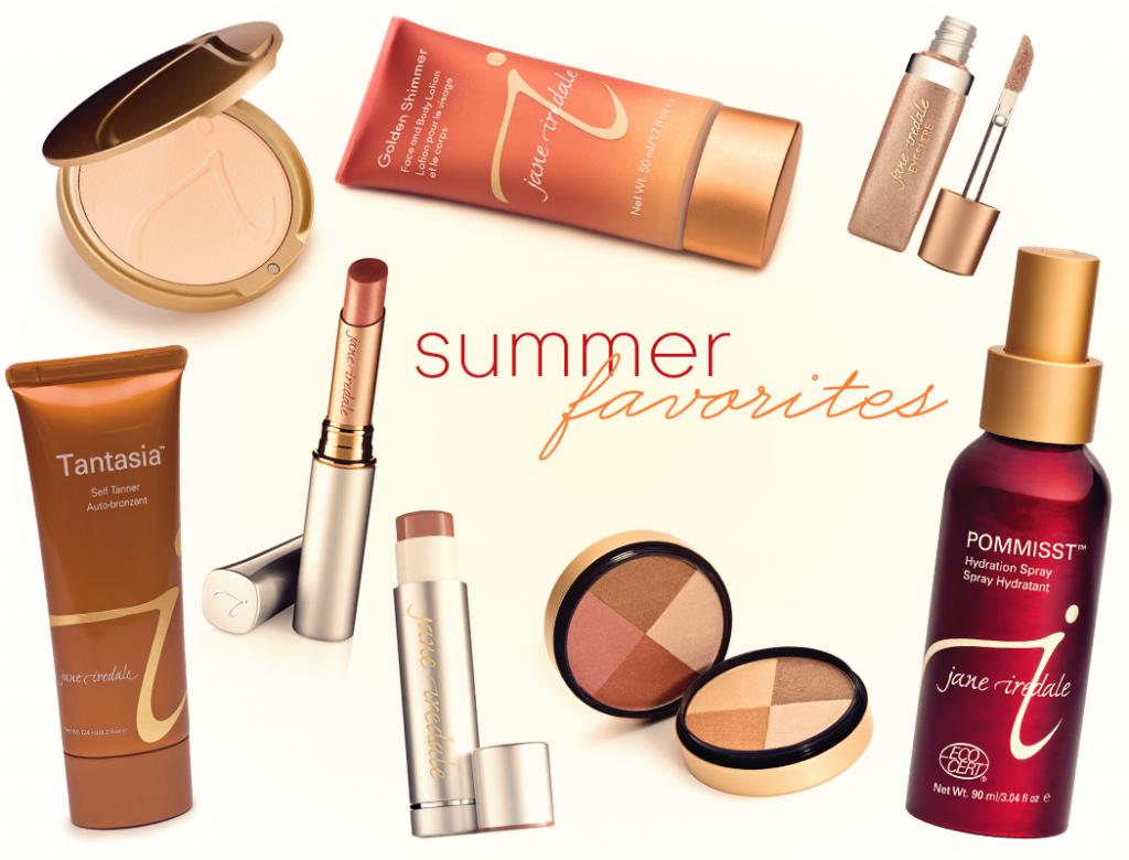 Sommer Trends Make-up